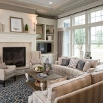 Potterhill Homes for Traditional Living Room with Sailboat Art