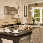 Pottery Barn Knock Off for Traditional Kitchen with Eat in Kitchen