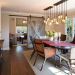 Pottery Barn Returns for Farmhouse Dining Room with Ranch