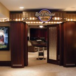 Poway Movie Theater for Contemporary Home Theater with Contemporary