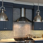 Pratt and Larson for Contemporary Kitchen with Mosaic