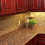 Prosource Orlando for Traditional Kitchen with Cherry Cabinets