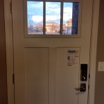 Provia Doors for Craftsman Entry with Schlage