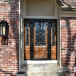 Provia Doors for Traditional Entry with Entry Door with Sidelites