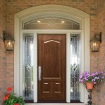 Provia Doors for Transitional Exterior with Provia Doors