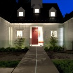 Pulte Homes Reviews for Transitional Exterior with Wood Siding