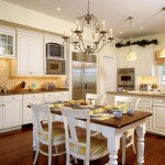 Pyramid Builders for Traditional Kitchen with Cand