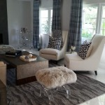 Quaker Ridge Golf Club for Contemporary Living Room with Chic Sophistication