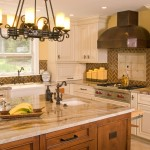 Quartzite vs Granite for Traditional Kitchen with Crown Molding
