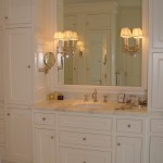 Raylee Homes for Traditional Bathroom with Crown Molding
