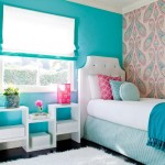 Raylee Homes for Transitional Kids with Upholstered Headboard