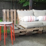 Refurbishing Furniture for Eclectic Patio with Refurbished