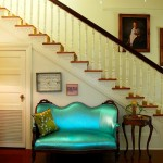 Refurbishing Furniture for Victorian Staircase with Staircase