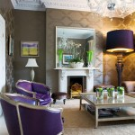 Regal Dublin for Traditional Living Room with Metallic