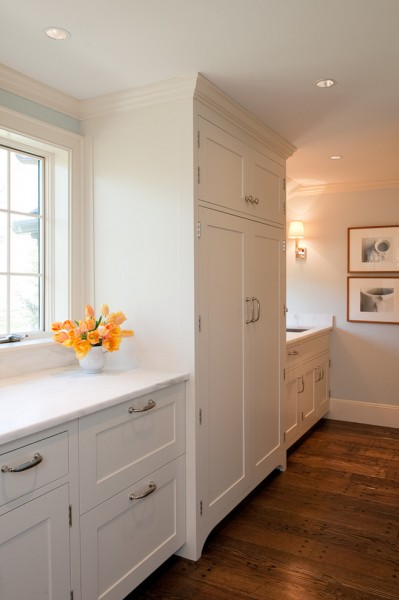 Restoration Hardware Boston for Transitional Kitchen with Traditional
