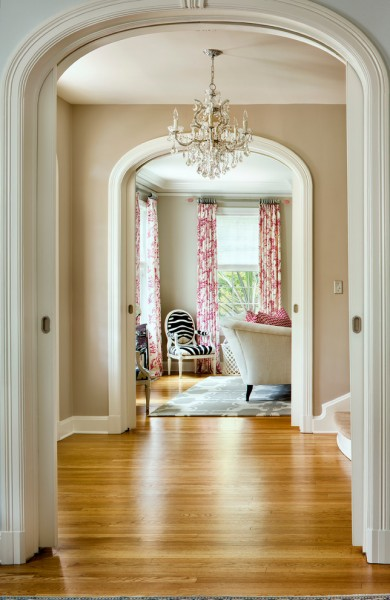Revere Pewter Benjamin Moore for Transitional Hall with Gray