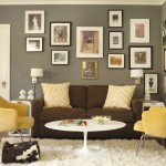 Revere Pewter Benjamin Moore for Transitional Home Office with Modern