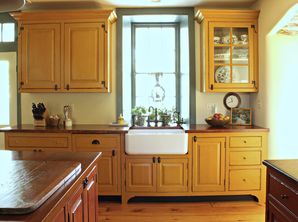 Ritter Lumber for Farmhouse Kitchen with Farmhouse Sink