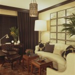 Ritz Carlton Baltimore for Contemporary Family Room with Wood Blinds