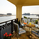 Ritz Carlton Baltimore for Traditional Deck with Outdoor Furniture