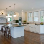 Riverhead Building Supply for Traditional Kitchen with Concealed Appliances