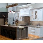 Riverhead Building Supply for Transitional Kitchen with Led Lights