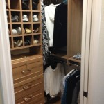 Riverstone Naples for Traditional Closet with Florida Custom Home Organization