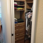 Riverstone Naples for Traditional Closet with Solutions for Custom Closets