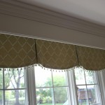 Robert Allen Fabrics for Traditional Kitchen with Highland Court Trim