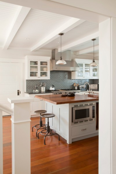 Roc Santa Monica for Beach Style Kitchen with White