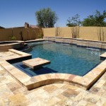Rondo Pools for Traditional Pool with Rondo Pools and Spas