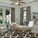 Rosewood Homes for Beach Style Home Office with Charolais Estates Builder