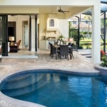 Rosewood Homes for Contemporary Pool with Charolais