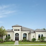 Rosewood Homes for Mediterranean Exterior with Casabella
