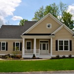 Rosewood Homes for Traditional Exterior with Empty Nest