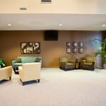 Rudd Furniture for Contemporary Living Room with Church Lobby
