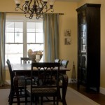 Rudd Furniture for Craftsman Dining Room with Dining Room Chandelier