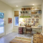 Sacramento River Train for Contemporary Home Office with Slider