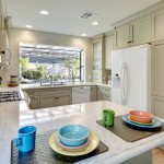 Sacramento River Train for Traditional Kitchen with Fiestaware