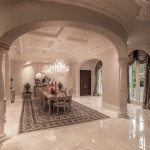 Saddlebrook Estates for Mediterranean Dining Room with Chandeliers