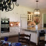 Safe Haven Fort Worth for Traditional Kitchen with Carved Mouldings