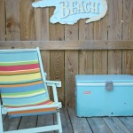 Sallys Store for Eclectic Deck with Cooler