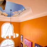 Salvador Dali Elephant for Modern Spaces with Ceiling