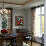 Sarried for Transitional Dining Room with Formal Dining Room