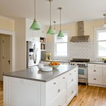 Satco Lighting for Traditional Kitchen with Exposed Hood