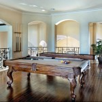 Sater Design for Mediterranean Family Room with European