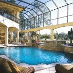 Sater Design for Mediterranean Pool with Italian