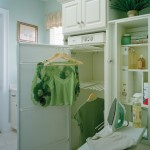 Sater Design for Traditional Laundry Room with Built in Cabinetry
