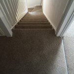Saxony Carpet for Farmhouse Staircase with Saxony Carpet