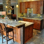Schmitt Furniture for Traditional Kitchen with Rustic